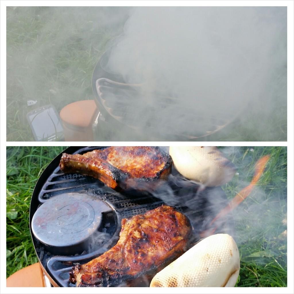 Jo jo der er mad under alt den røg.. :-D