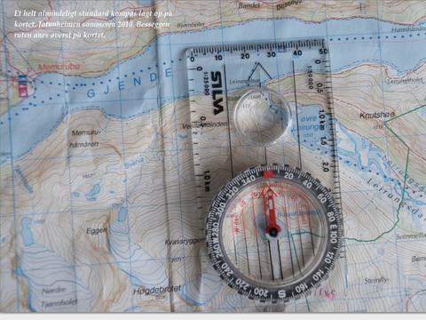 Kort og kompas...hvor skal vi hen du ..??