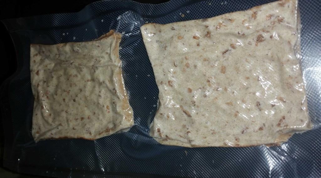 Vakuum Toast :-)